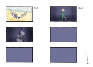 Story Board %22Encantamiento por batracio%22 3