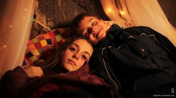 Videoclip Siberia. Nerea y Damián (01)