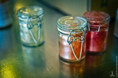 Torreblanca: Tartaletas y pasteles de viaje.