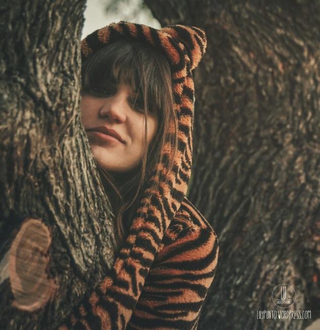 "Sesión 32. Aurora ""A little Wild"" (4)"