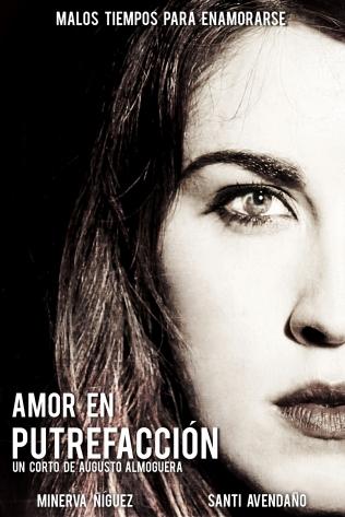 Amor en Putrefacción. Teaser póster 2