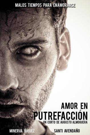 Amor en Putrefacción. Teaser póster 1